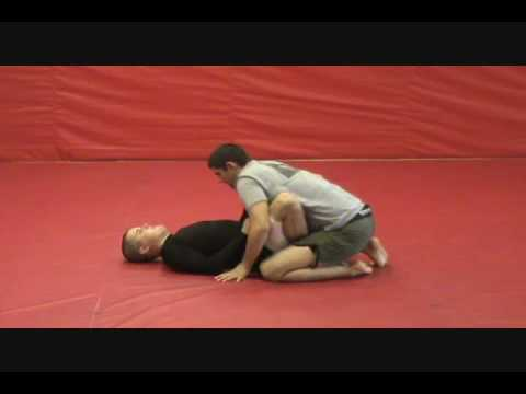 Establishing the X-Guard from Butterfly Guard