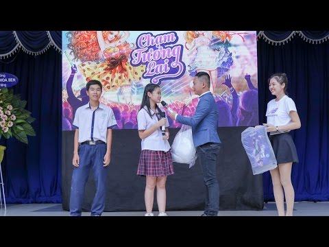 Thầy Nguyễn Hoàng Khắc Hiếu giao lưu về Giáo dục giới tính tại THPT Tây Thạnh