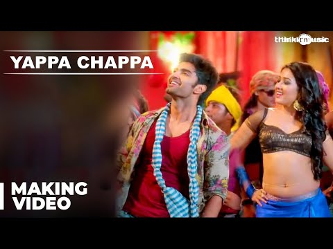 Yappa Chappa Song Making From Kanithan