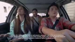 Anuncio Toyota Yaris Hybrid 2015