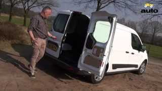 Ford Transit Connect Review 2014