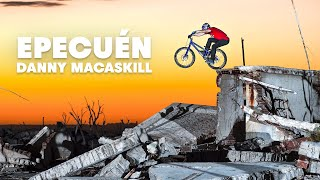 Danny MacAskill Takes his Trials Bike to and Abandoned Town in Argentina