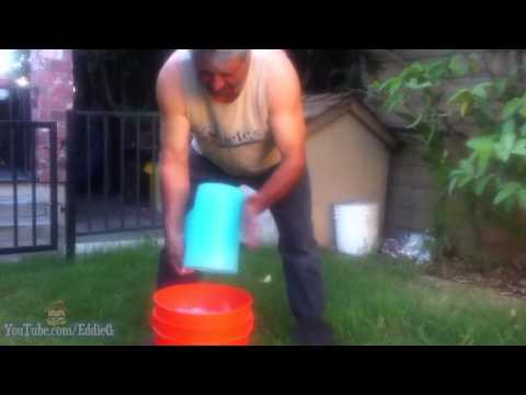 My Mexican Parents Do The Ice Bucket Challenge by Eddie G! (So Mexican)
