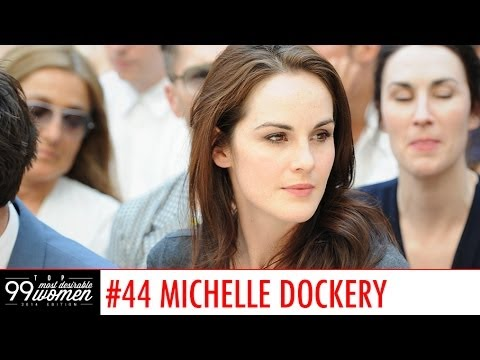 Top 99 2014: 44 Michelle Dockery
