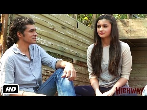 In Conversation About Highway And More - Imtiaz Ali, Ranbir Kapoor And Alia - Times Now - Part 2