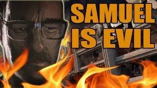 Samuel Is A Zombie? Evil Secret! Black Ops 2 Zombies Die