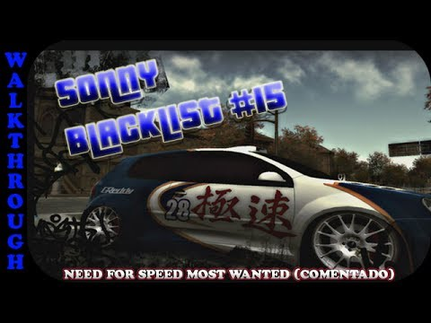Need For Speed Most Wanted - Gameplay \