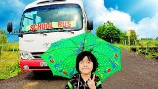 Wheel On The Bus Song   Nursery Rhymes & Kids Songs