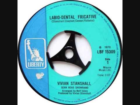 Vivian Stanshall Labio Dental Fricative