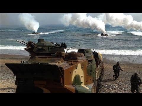 U.S. Marines Rebuilding Capacity in Asia-Pacific
