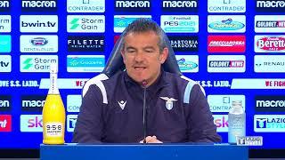 Napoli-Lazio | Mister Farris alla vigilia
