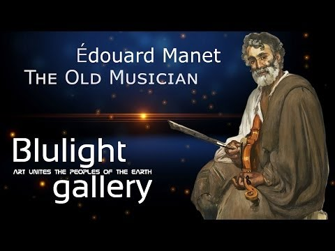 Edouard Manet The Old Musician