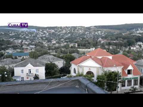Panoramare și vedere de sus în Hâncești