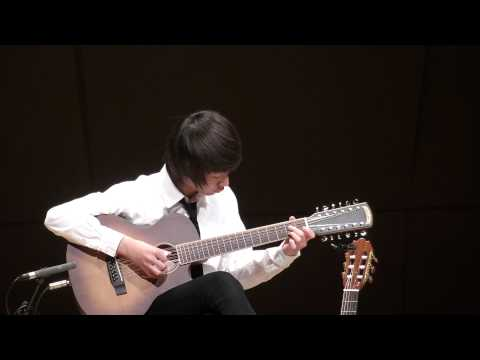 (Beatles) Norwegian Wood - Sungha Jung