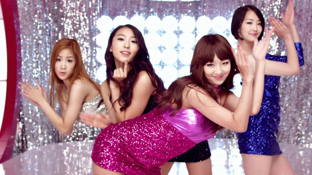 Sistar so cool music video youtube