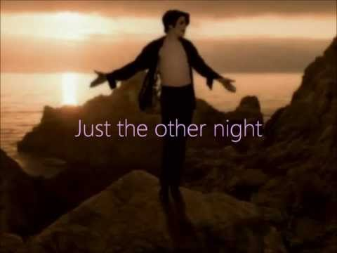 Michael Jackson - You Are Not Alone Lyrics