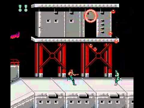 Super Contra - riderx40 playin:Super C (NES) - User video