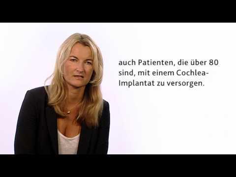 Welche Altersgrenze gibt es für eine Cochlea-Implantation?