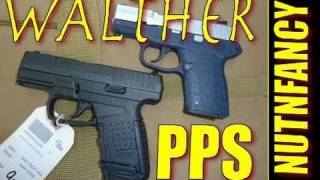 "Walther PPS: ""Flat Carry 9mm"" By Nutnfancy"