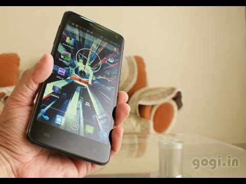XOLO Q3000 review - with 4000 mAh battery and 5.7 inch FHD screen