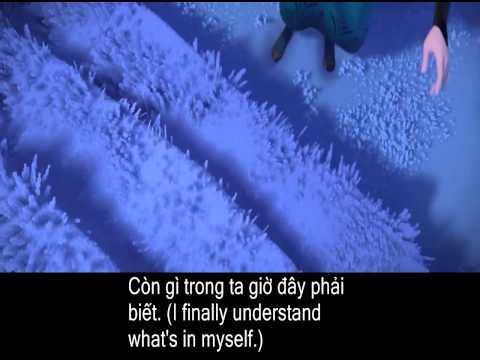 Let It Go (Hãy bước đi) Vietnamese version w/ English subtitles