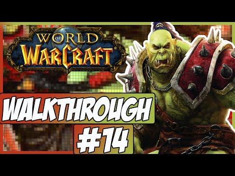 World Of Warcraft Walkthrough Ep.14 w/Angel & Dylan - Deadmines!