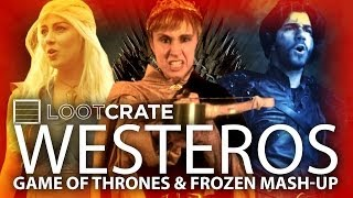 "Game Of Thrones Parody Of Frozen's ""Let It Go"""