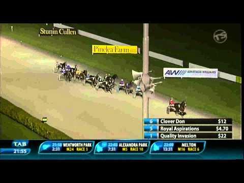 Vidéo de la course PMU FRED SHAW MEMORIAL