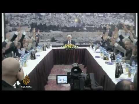Palestinian president threatens to go to UN