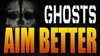 CoD: Ghosts How To Aim Better Tips (Call Of Duty Ghost