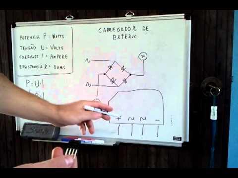 Tonella - carregador de bateria caseiro 2/5