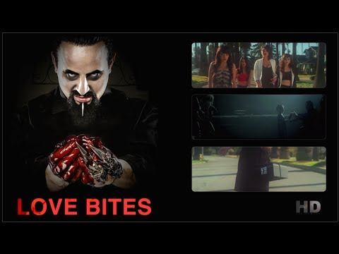 Kung Fu Vampire - Love Bites - Official Music Video