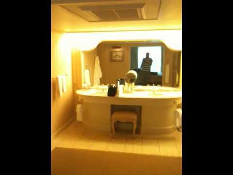 mirage las vegas 2 bedroom tower suite walk around 2010 youtube
