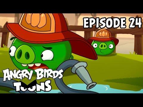 Angry Birds #24 - Opekačka