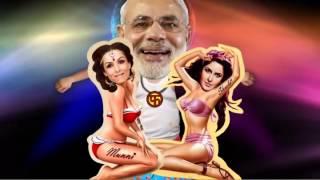 Party All Night! (Narendra Modi Parody Version)