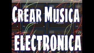 Crea Música Electronica - App para Android y Apple
