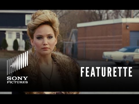 American Hustle: Jennifer Lawrence Featurette