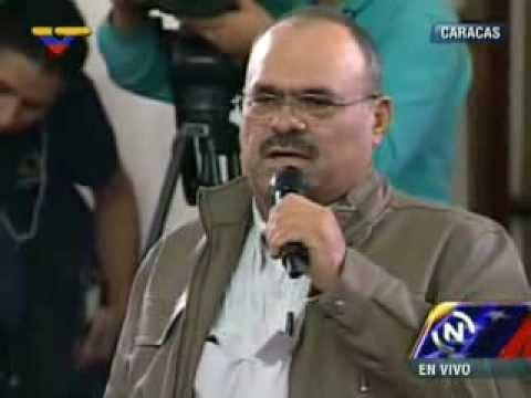 Alcalde por el municipio Sifontes, estado Bolívar, Carlos Chancellor