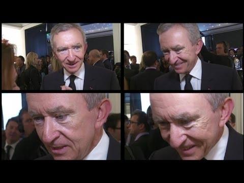 Interview de Bernard Arnault (président Dior / LVMH) - Nec Plus Ultra