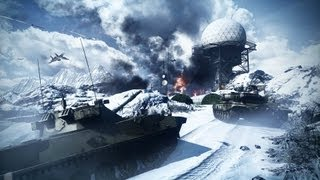 Battlefield 3 : Alborz Mountains Map