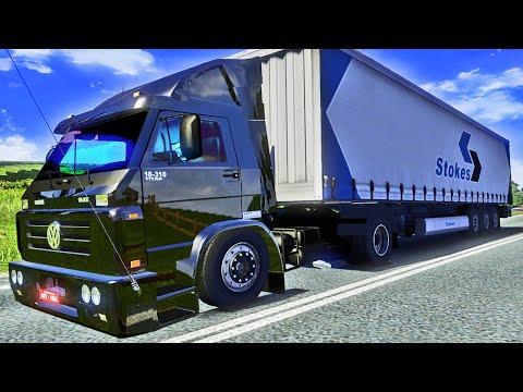 Caminhão Fuscão - Euro Truck Simulator 2