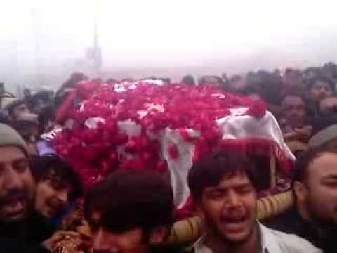 Janaza Allama Nasir Abbas Multan (Exclusive)