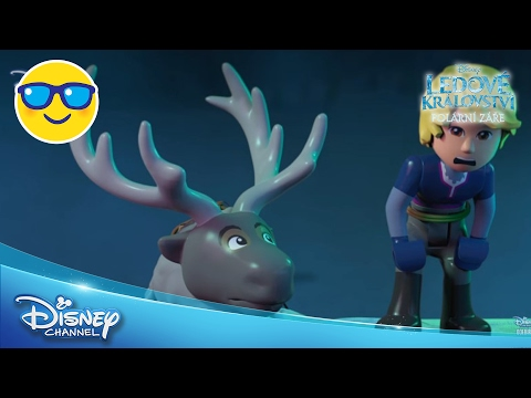 Lego Ľadové kráľovstvo - Polárna žiara 4.