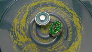 Page Ments Super Beyblade Metal Face Bolt