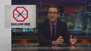 John Oliver: 15 topics in 1 Minute
