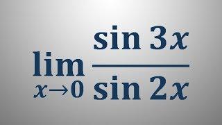 Limita trigonometrične funkcije 8