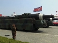 Raw: North Korean Missile Possibly in Parade