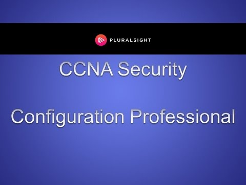 How to Use Cisco Configuration Professional