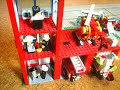 Stop Motion Lego Fire Station
