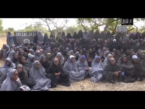 Search for the missing Nigerian school girls continues
